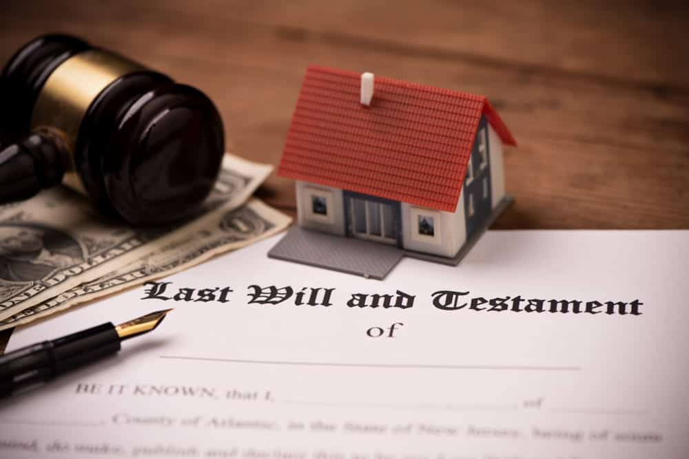 preparing your will