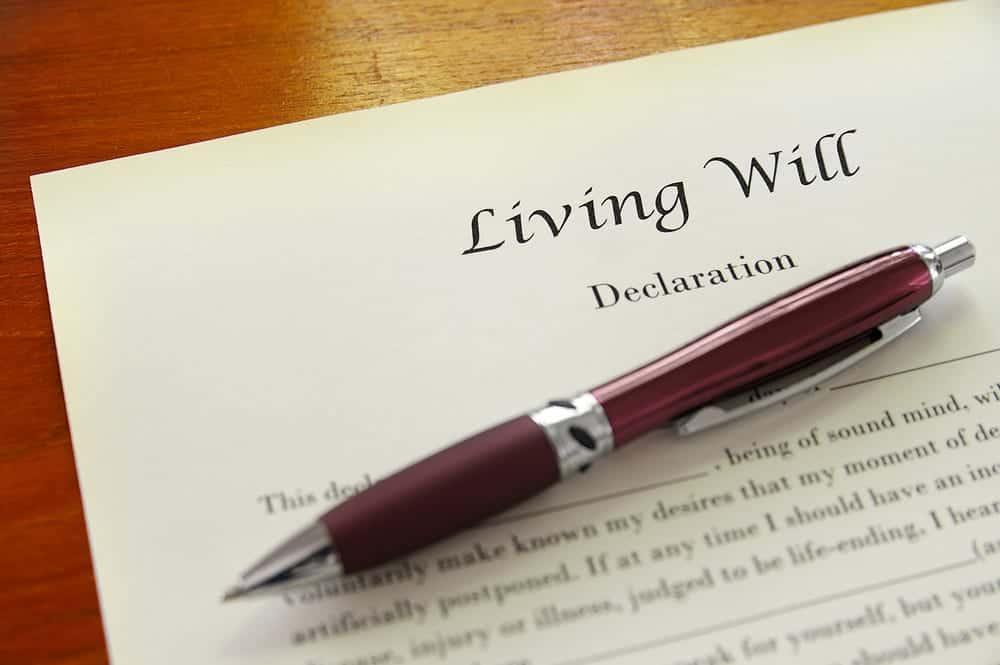 will declaration